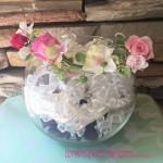 プリザーブドフラワー 花冠