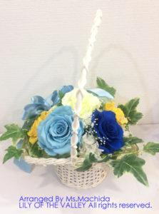 結婚式 ご両親へのプレゼント 町田様の作品